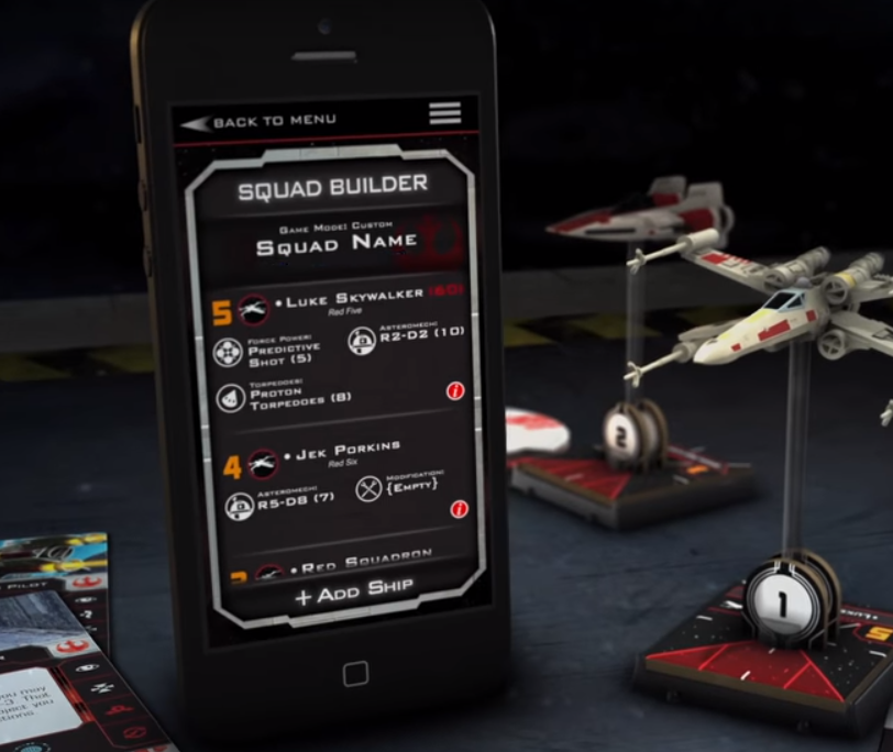 X-Wing Second Edition – The Good and the Bad – Star Wars and